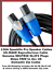 Speakon-Speaker-Cable-Heavy-Duty-12GA-2-Conductor-with-NL2FX-TOUR-GRADE-US-MADE thumbnail 3