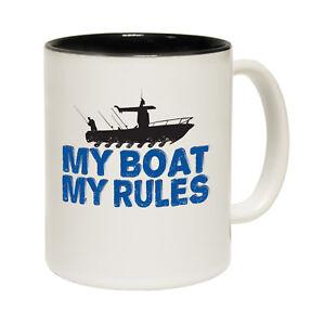 Sailing Mugs OB Retirement Plan Cruising Sail Funny Boat Ship Captain MUG
