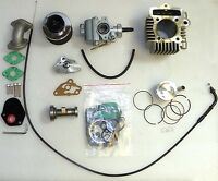 Wsm Honda 50 Crf-f / Xr Big Bore Cylinder Kit With Out Head 85-100