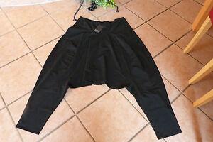 48 Sarouel Double Boris 44 Aladin Noir 46 Lagenlook Industries Nouveau Face XFqrHX