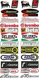 Fe-sticker-decal-set-Technical-patrocinador-moto-aprilia-akrapovic-pegatina-933