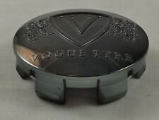 Vogue Wheels Gun Metal Custom Wheel Center Cap Caps (1) # 763C11 / 89-9371