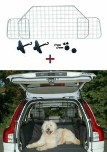 Mesh Headrest Pet Dog Guard Quilted Boot Liner FOR Peugeot 3008 16-ON