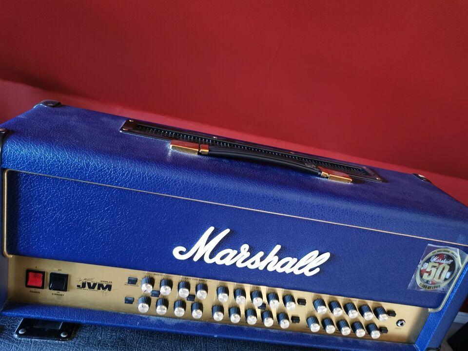 Guitarforstærker, Marshall Jvm410hjs, 100 W