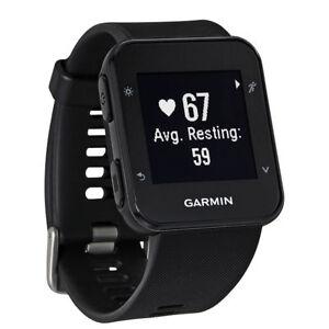 858d8347029 Garmin Forerunner 35 GPS Watch - Black for sale online