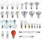 BRANDED GU10, CANDLE, GOLF, GLS, HALOGEN, LED, APPLIANCE HOUSEHOLD LIGHT BULBS