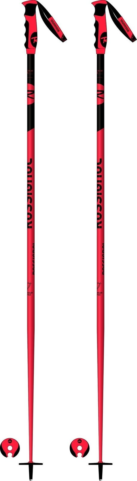 Rossignol Hero SL (rdh1020) - Ski Poles