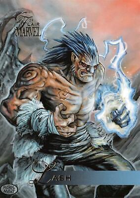 LEGION//2019 FLEER FLAIR Marvel base annuel trading card #42