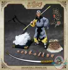 1/6 Journey To The West Monkey King Figure New Version Inflames Toys