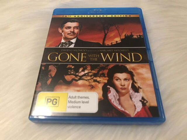 Gone With the Wild Blu Ray Free Postage!