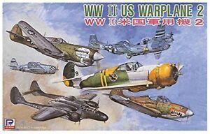 Pit-Road-Skywave-S-43-Wwii-Us-Warplane-Set-2-1-700-Scale-Kit-F-S-w-Tracking-NEW