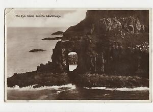 The-Eye-Glass-Giants-Causeway-N-Ireland-Vintage-RP-Postcard-349a