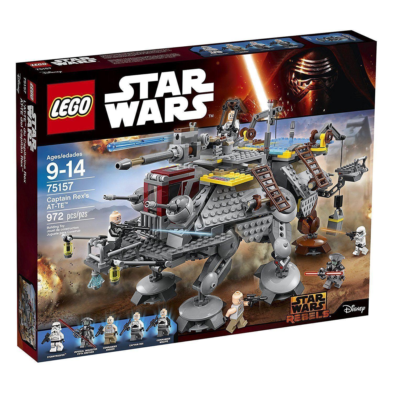 Lego Star Wars Capitaine Rex's   75157 retraité, 972 Pièces