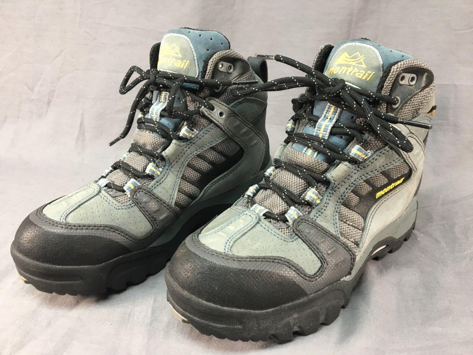 Montrail Genkena 1788 Women's US 6 Hiking Boots GoreTex Insulated Leather