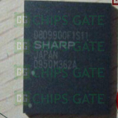 BGA 1PCS NEW D809900F1S11 SHARP 2010