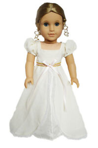 Ivory-Victorian-Gown-Doll-Clothes-for-18-Inch-American-Girl-Dolls