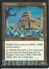 MTG Magic the Gathering URZA'S SAGA Mobile Fort Artifact Creature 303 / 350