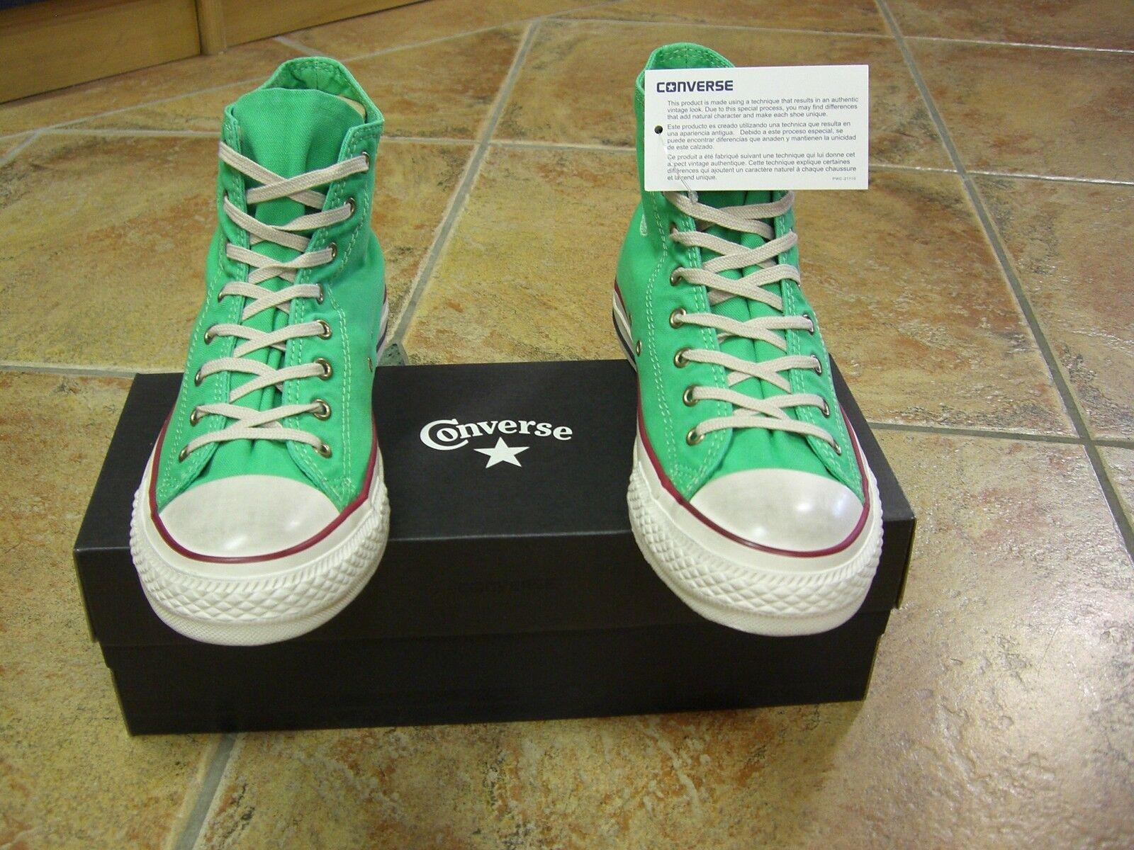 Converse Chucks All Star Gr. 36 HI DEEP MINT 136888C  NEU Top aktuell