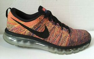 timeless design e58a7 11189 Details about Nike Air Max 2015 Flyknit Multicolor (620469 012) Men's Shoes  SZ 11.5