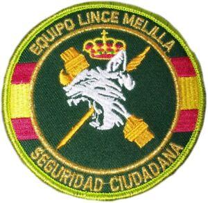 GUARDIA-CIVIL-USECIC-MELILLA-EQUIPO-LINCE-GENDARMERIE-POLICE-EB01281-PARCHE