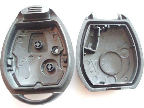 Remplacement 2 Clé Bouton Étui pour Rover 75 MG Zt Télécommande