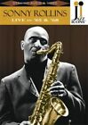 Jazz Icons Sonny Rollins Live in 65 and 68 DVD 1965 2008