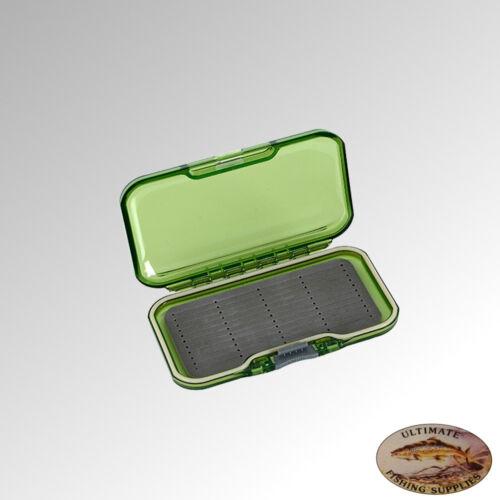 UFS Waterproof Fly Case Small EasiGripSpot Green HB72D