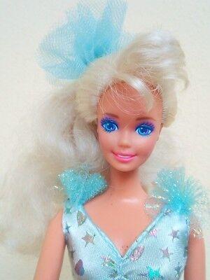 100% Vero Barbie Vintage Rara Ballerina 1990.hawaiian Superstar