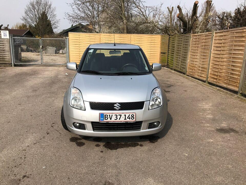 Suzuki Swift, 1,3 GL-A, Benzin