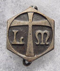 RELI-085-INSIGNE-RELIGIEUX-A-IDENTIFIER