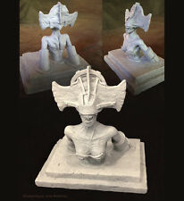 Zombie Resin Statue, sculpt: Kris Kobzina, art: BAXA - MTG, Magic, horror, model