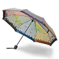 Fulton Brollymap Umbrella - London