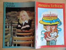 NEUES LEBEN 9/1979 ** Holger Biege Urszula Sipinska Alltag in Turin Tutanchamun