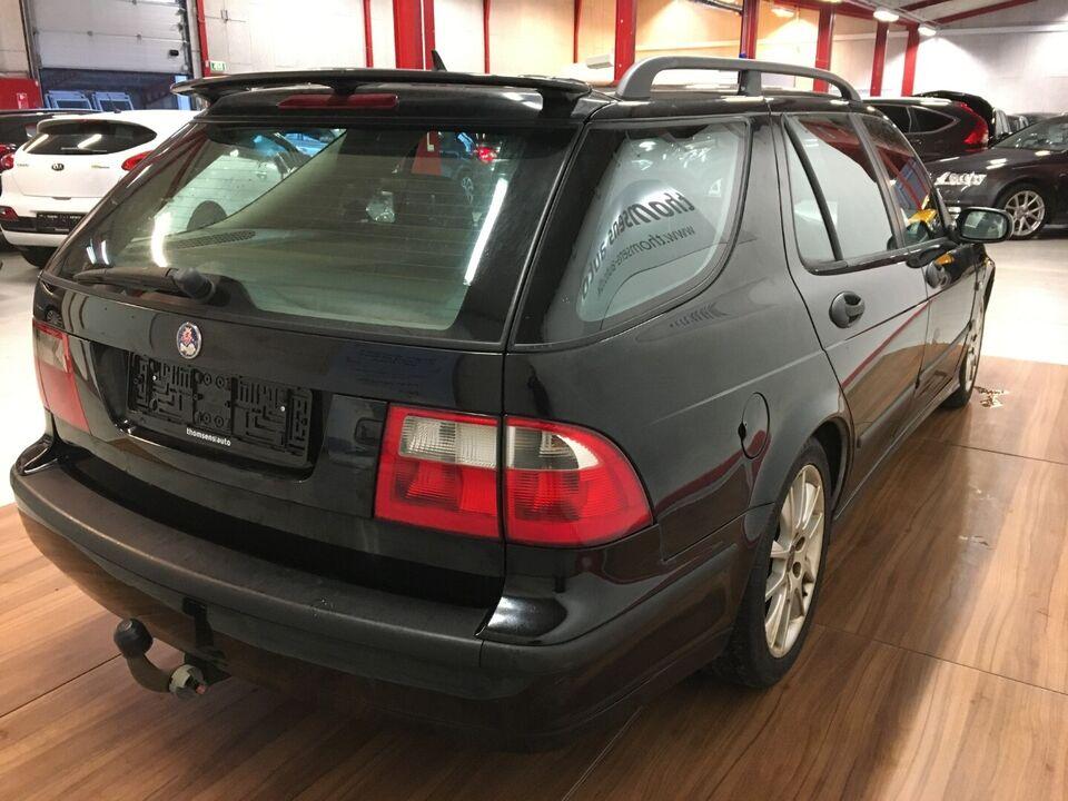 Saab 9-5 2,0 T Linear SportCombi Benzin modelår 2004 km