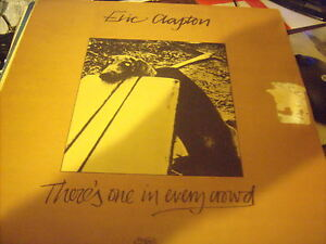 Eric-Clapton-Theres-one-in-every-crowd-vinyl-lp-Excl
