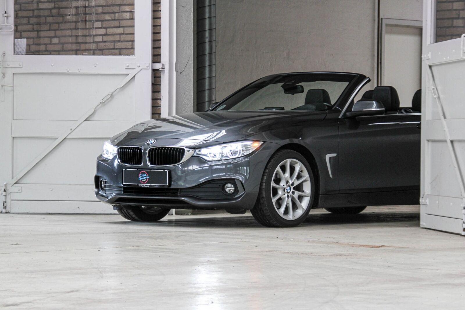 BMW 420d 2,0 Cabriolet aut. 2d - 2.494 kr.