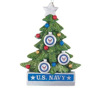 Us Navy Christmas Tree Ornament 86131459887 Ebay