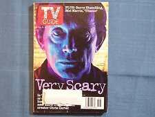 TV GUIDE VERY SCARY GARRY SHANDLING MEL HARRIS TITANIC 1996 NOVEMBER 16 VOL. 44