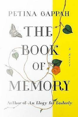 The Book of Memory: A Novel-ExLibrary
