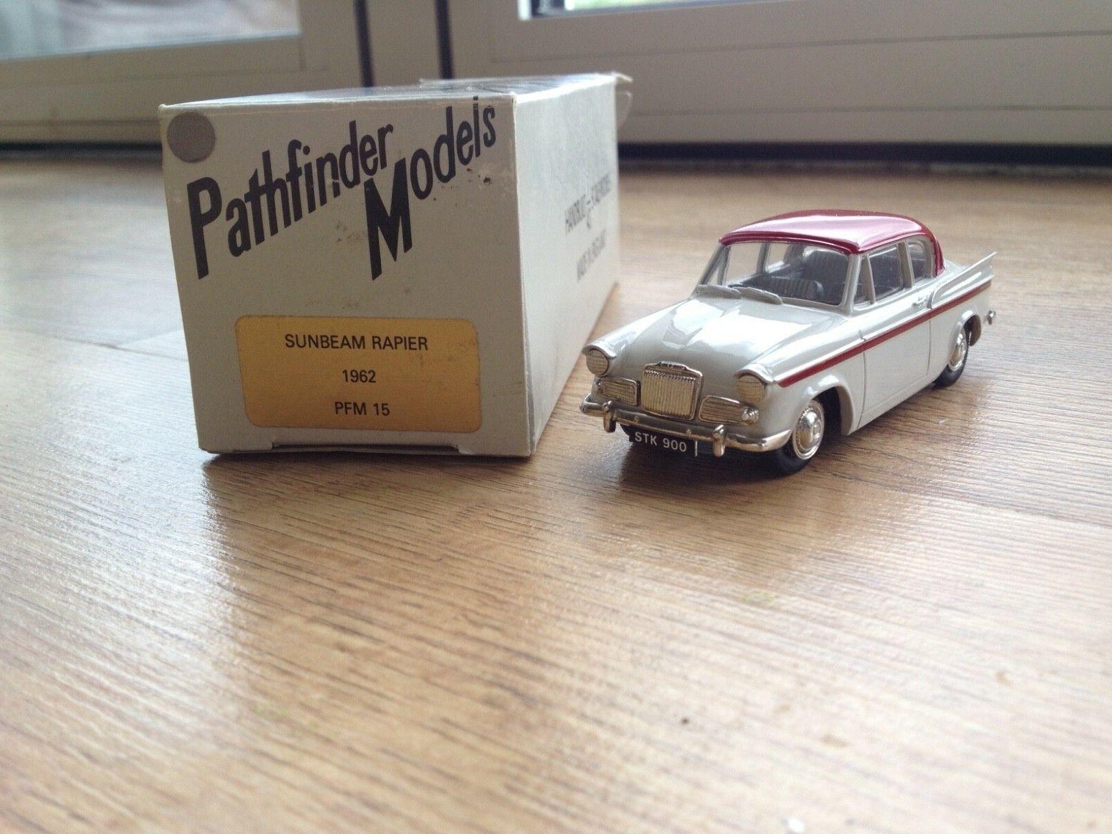 PATHFINDER modelli SUNBEAM Rapier 1962 PFM 15