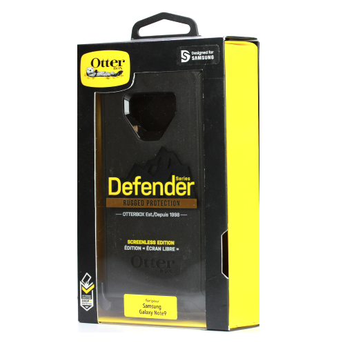 OTTERBOX Defender Series Case for The Samsung Galaxy Note 9 Note9 Black