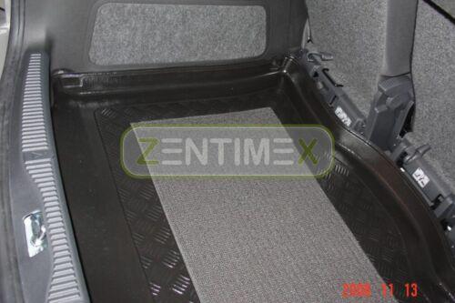 Kofferraumwanne für Skoda Roomster Scout Plus 5J Hochdachkombi 2006-2015