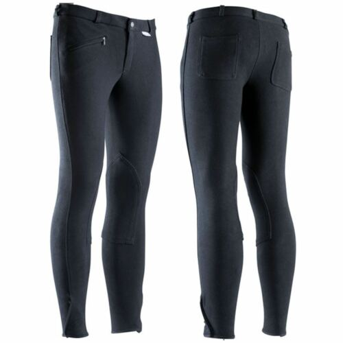Belstar Ladies Mens Kids Djerba SelfGrip Knee Patch Winter Horse Riding Breeches