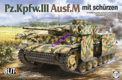 HB80169 Hobbyboss 1:35 Marder Iii Ausf.M Tank De str.Erly*D