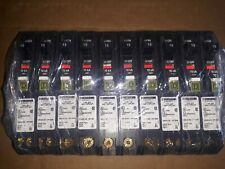 10 New No Box Square D Qo115pcafi 1 Pole 15amp Arc Fault Plug On Ready