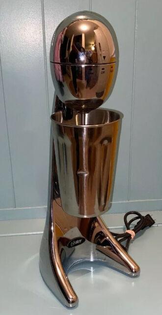 Oster Milkshake Maker Machine Silver Chrome Metal Blender With Cup For Sale Online Ebay,Blackened Fish Salad