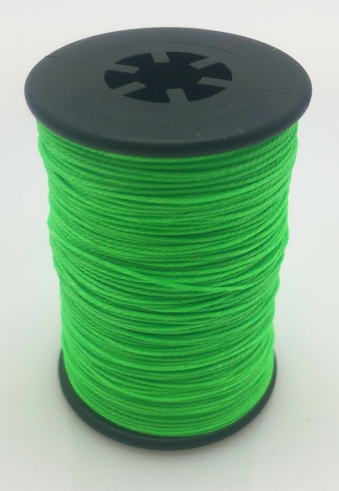 Yellow BCY 3D Serving Thread.017 120 Yard Jig Spool Bow String End Serving Flo