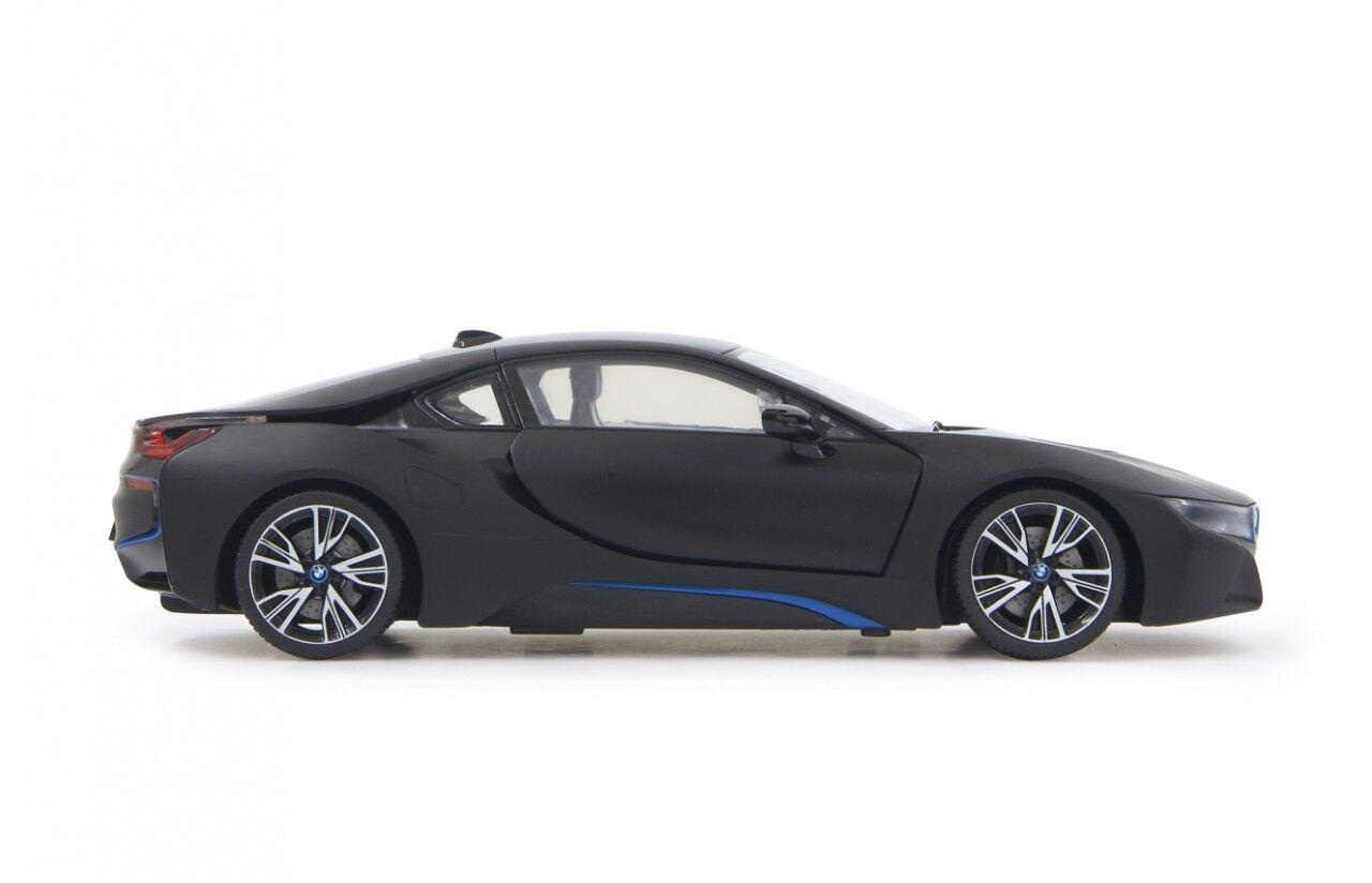 RC BMW I8 I8 I8 1 14 Akku schwarz 40MHz Tür manuell ferngesteuertes Modellauto 405027 6f5ca9
