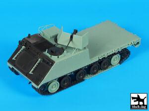 Set de conversion australien M113 Alv Cat.n .: T35206, Black Dog, 1:35