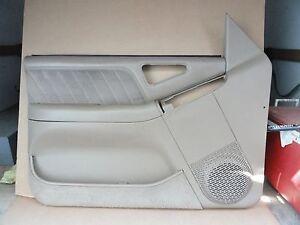 1995 97 chevy s10 blazer truck front door panel s15 jimmy bravada sonoma lh ebay for Chevy s10 interior door panels